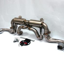 Agency Power Electronic Valve Exhaust- 360 Modena 99-05