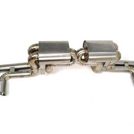 Agency Power Titanium Exhaust – 360 99-05