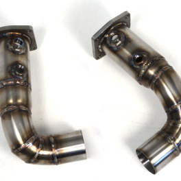 Agency Power Cat-Delete Race Pipes- 997 TT – 10-12