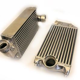 Agency Power High Flow Intercoolers – 997 GT2 – 07-09